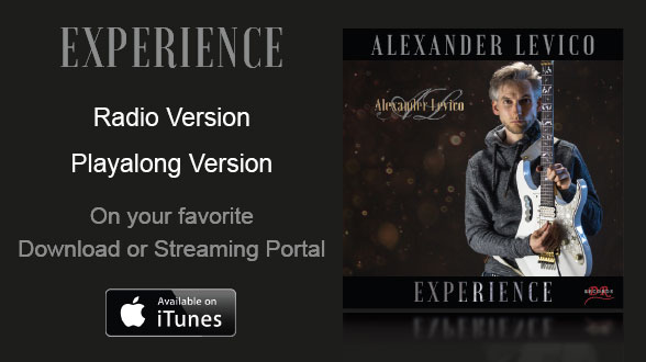 Alexander Levico - Experience - Single